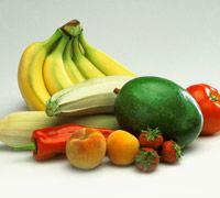 Nutrición y Salud. Nutrición y patologías. Nutrición en prevención del cáncer. Frutas y verduras