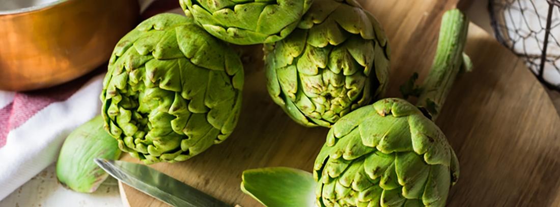 la alcachofa la famosa aliada de las dietas - canalSALUD