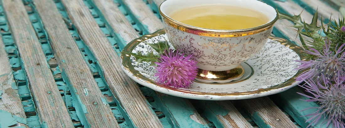 Para que sirve el te de alcachofa seca