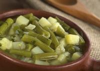 nutrición y salud-alimentos de la A a la Z- judías verdes