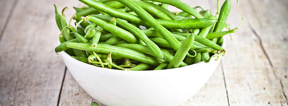 Judías verdes: saludables y digestivas - canalSALUD