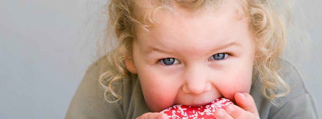 Enfermedades por sobrepeso infantil