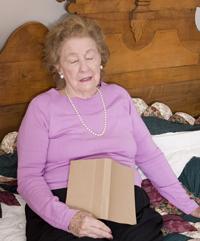 Salud Mayores. Trastornos del sueño en personas mayores. Diagnóstico