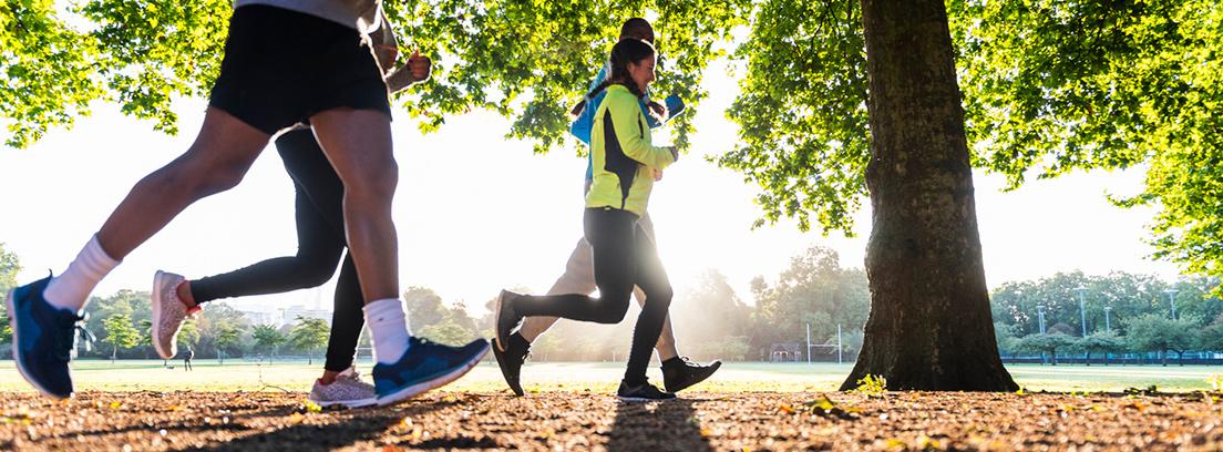 Muchas razones para correr - Deporte y Salud