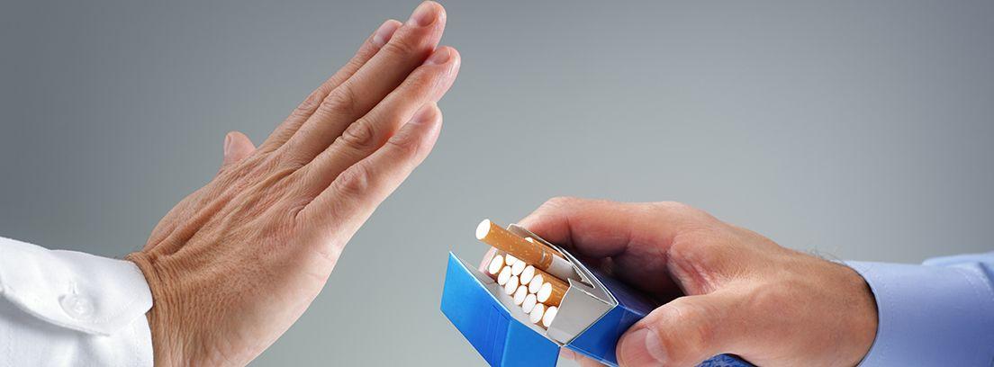 Resultado de imagen para Perjuicios por fumar cigarrillos y beneficios para la salud al dejar el hábito