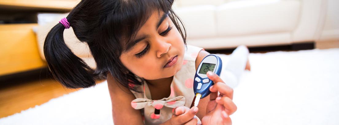 síntomas del niño diabetes