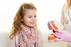 Importancia dientes leche