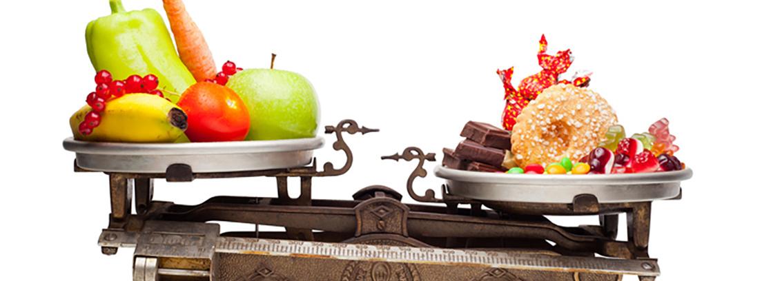 ¿qué significa tener una dieta sana equilibrada y variada