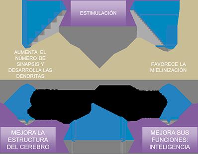 gráfico estimulación