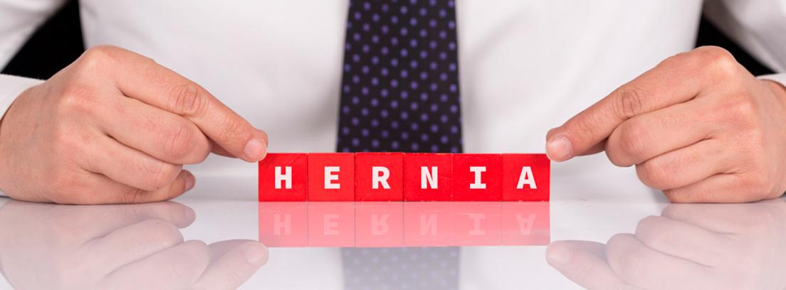 Información hernia inguinal - canalSALUD