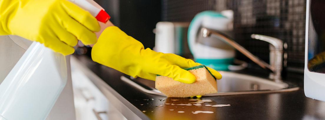 Higiene En La Cocina Conservaci N Y Preparaci N Canalsalud: lavado y desinfeccion de utensilios de cocina