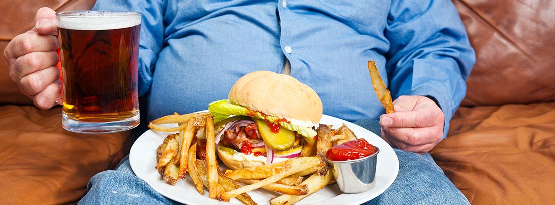 hiperlipidemia dieta control de diabetes