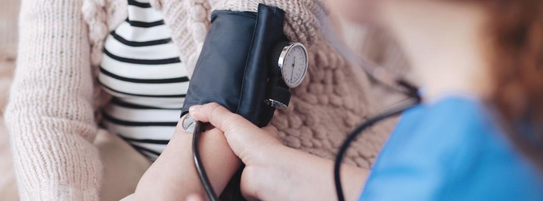 presion arterial baja sintoma de embarazo