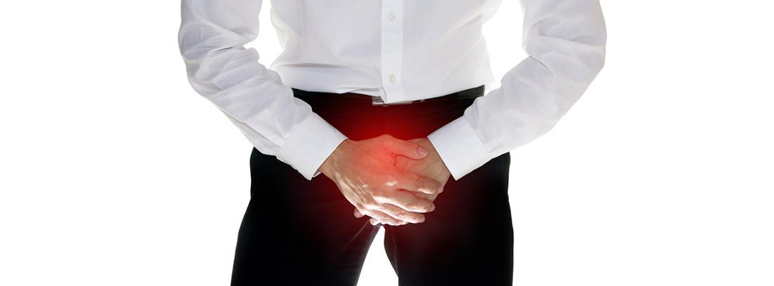 esperma de prostatitis crónica en la prueba de orina