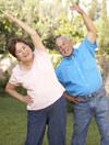 Salud Mayores. Síndrome de inmovilidad en personas mayores. Prevención. Consejos de ejercicio. Ayudas técnicas