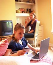 adolescente e internet