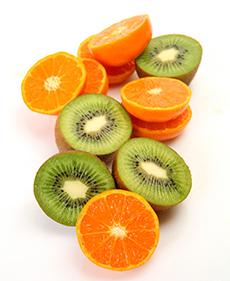 kiwi, mucho más que fibra y naranjas partidas