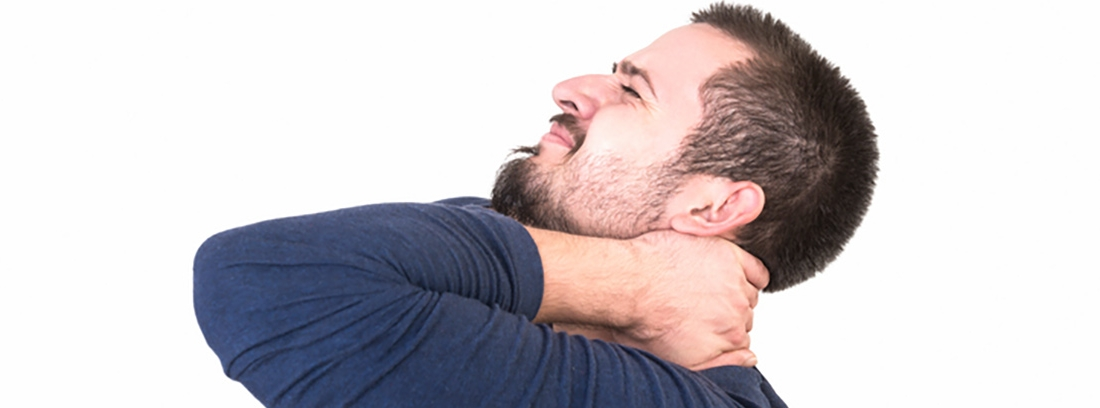 latigazo en el cuello que hacer