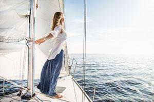 navegar por placer