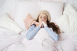 infección respiratoria