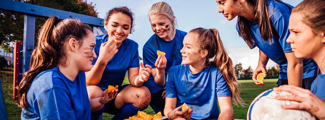dieta correcta para un adolescente de 14 años
