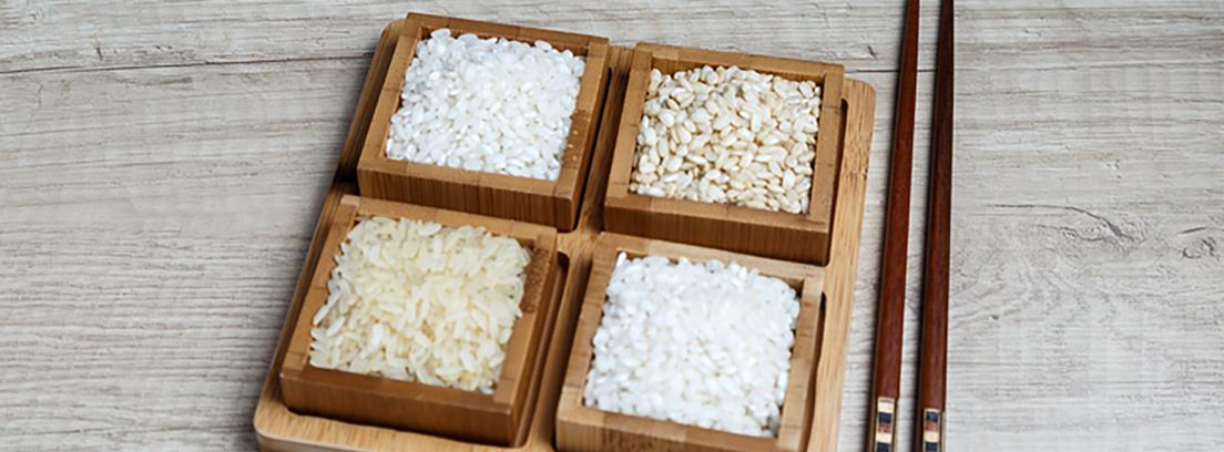 Alimentos de la A a la Z - El arroz