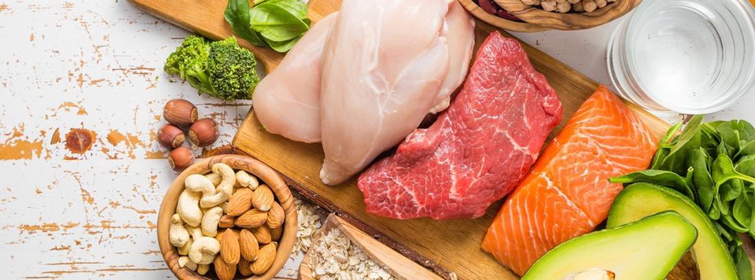 nutricion dietas saludables