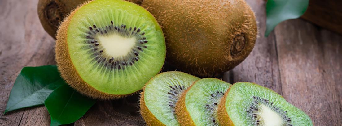 Nutrición y salud - alimentos de la A a la Z- Kiwi, mucho más que fibra