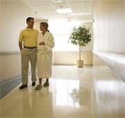 Salud Mujer. El parto. Información básica. El ingreso hospitalario