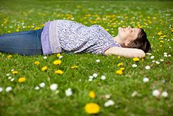 primavera con salud - descanso