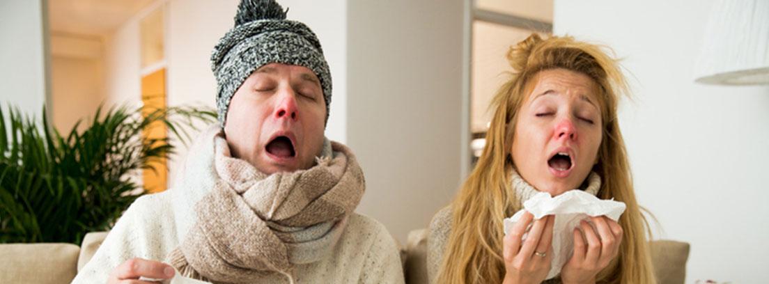 Resfriado y gripe: Duración, tratamiento y prevención -canalSALUD