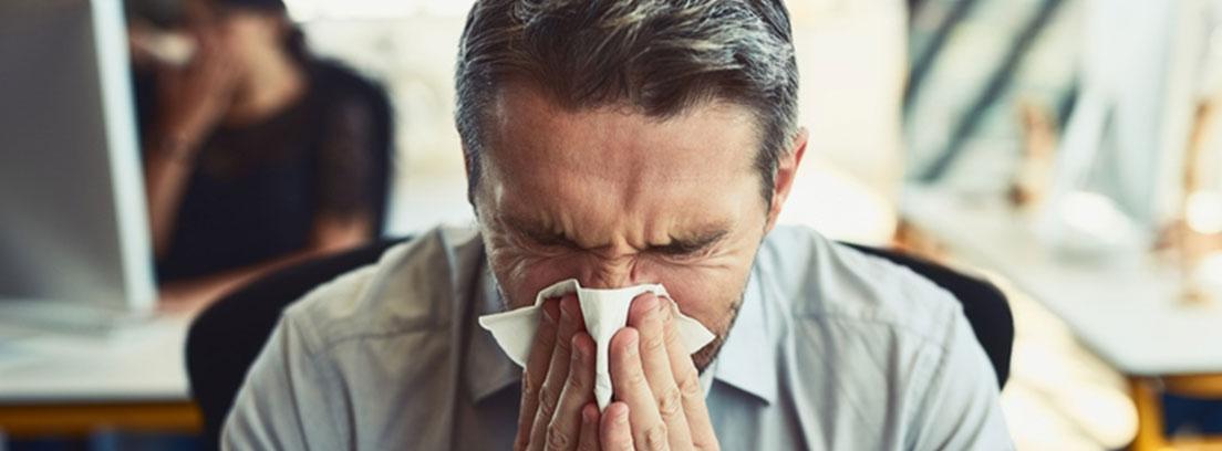 ¿Los senos nasales causan dolor en la parte posterior de la cabeza?