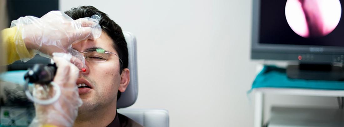 hemorragia nasal personas mayores
