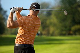 codo del golfista