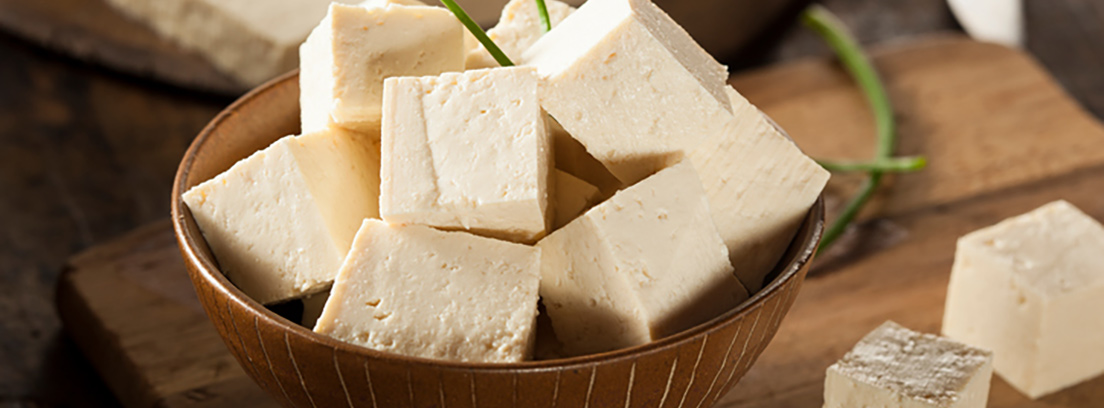 Alimentos de la A a la Z - tofu