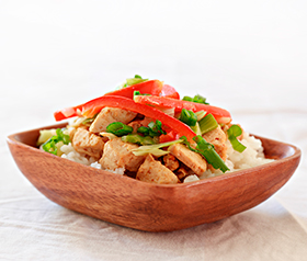 Tofu - Verduras