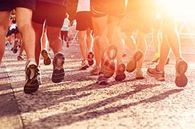 correr en equipo