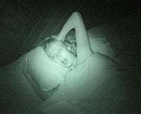 trastornos del sueño,terrores nocturnos