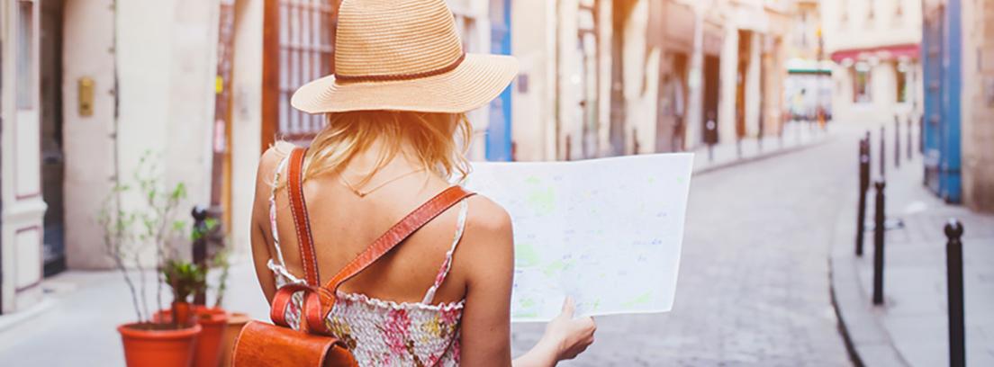 Viajes - Turismo activo de ciudad