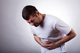 Enfermedades por aparatos. Aparato digestivo. Trastornos del estómago y del duodeno. Úlcera gástrica
