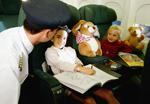Salud Niño. Monográficos infantiles. Viajar con niños