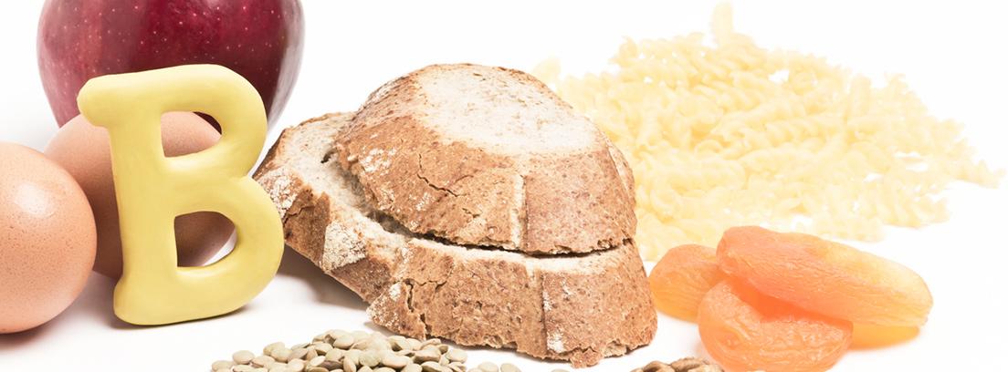 Vitamina B- excéso y déficit