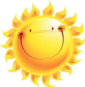 El sol aporta vitaminaD