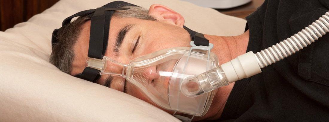 SAOS: apnea obstructiva del sueño
