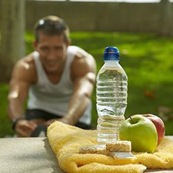 Alimentación y deporte