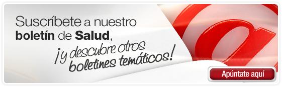 Boletín de noticias Canal Salud