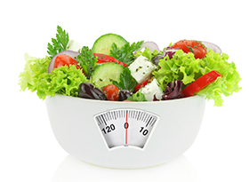 adelgazar comiendo sano