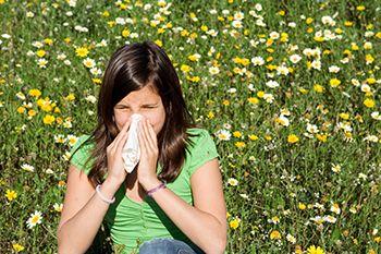 alergia y astenia primaveral