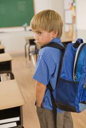 ansiedad infantil,colegio