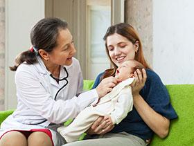 asistencia post-parto